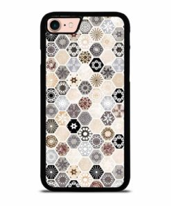 ABSTRACT HONEYCOMB PATTERN iPhone 7 / 8 Case Cover