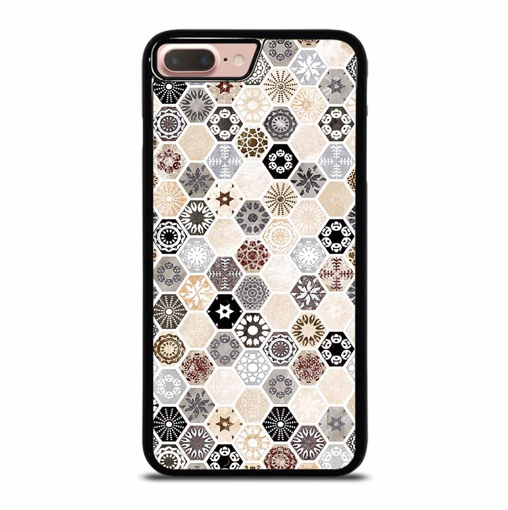 ABSTRACT HONEYCOMB PATTERN iPhone 7 / 8 Plus Case