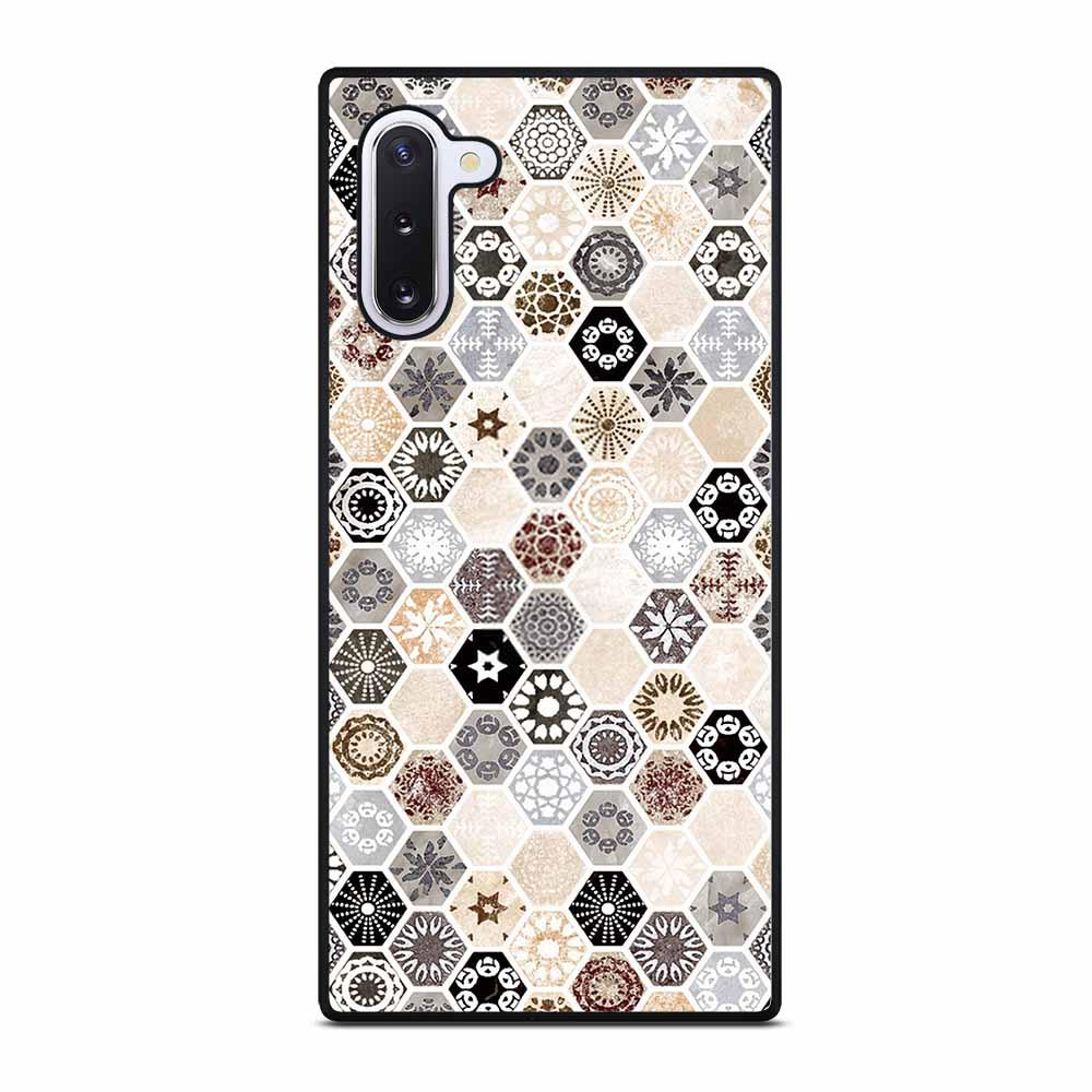 ABSTRACT HONEYCOMB PATTERN Samsung Galaxy Note 10 Case