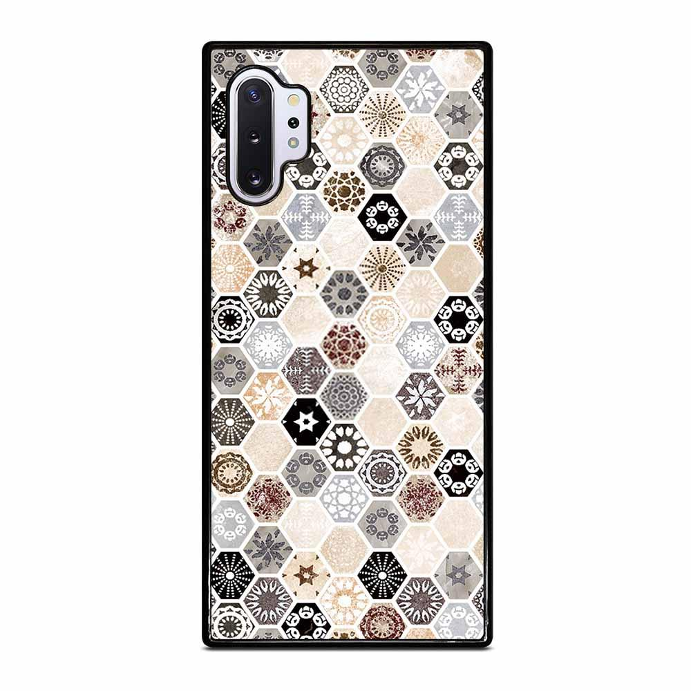 ABSTRACT HONEYCOMB PATTERN Samsung Galaxy Note 10 Plus Case