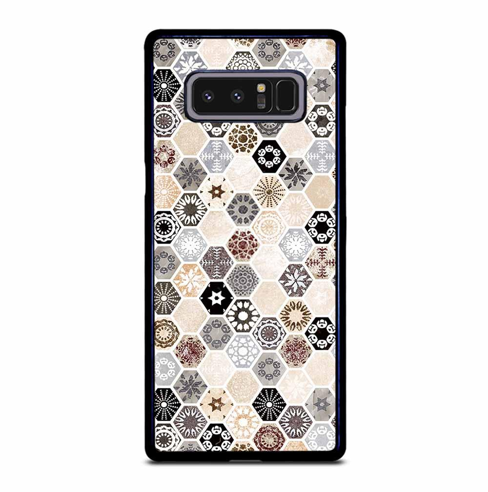 ABSTRACT HONEYCOMB PATTERN Samsung Galaxy Note 8 Case