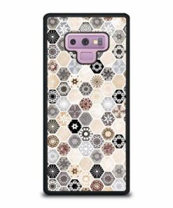 ABSTRACT HONEYCOMB PATTERN Samsung Galaxy Note 9 Case