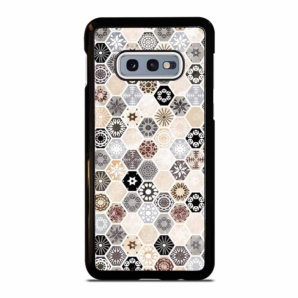 ABSTRACT HONEYCOMB PATTERN Samsung Galaxy S10e Case