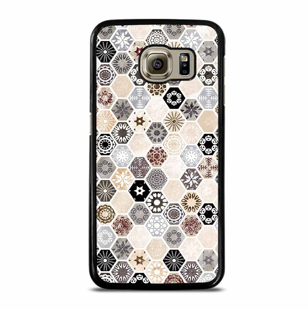 ABSTRACT HONEYCOMB PATTERN Samsung Galaxy S6 Case
