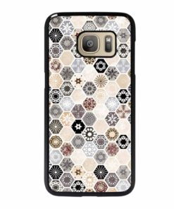 ABSTRACT HONEYCOMB PATTERN Samsung Galaxy S7 Case