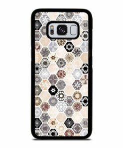 ABSTRACT HONEYCOMB PATTERN Samsung Galaxy S8 Case