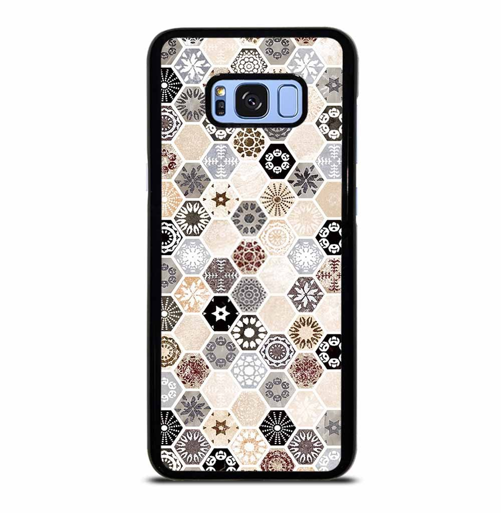 ABSTRACT HONEYCOMB PATTERN Samsung Galaxy S8 Plus Case