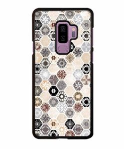 ABSTRACT HONEYCOMB PATTERN Samsung Galaxy S9 Plus Case