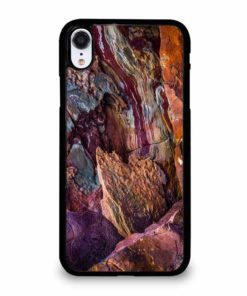 ABSTRACT ROCK iPhone XR Case
