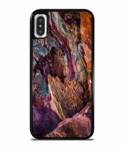 ABSTRACT ROCK iPhone X/XS Case