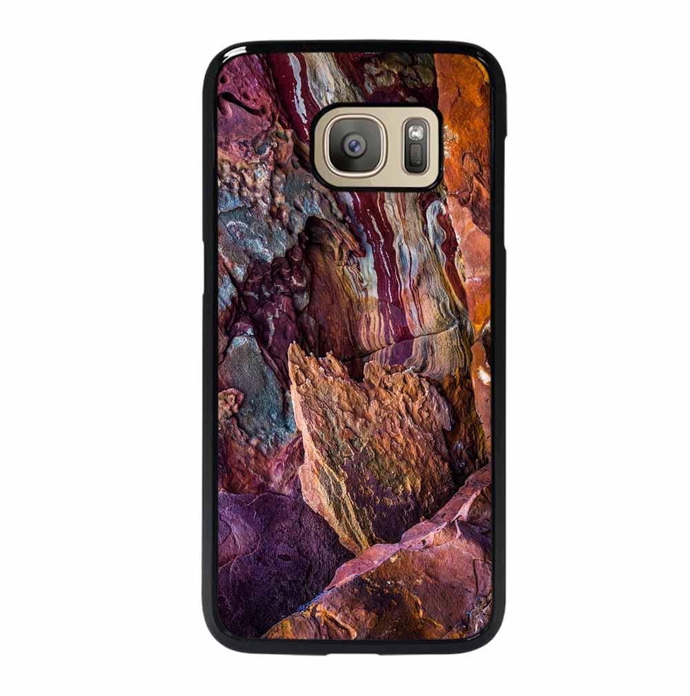 ABSTRACT ROCK Samsung Galaxy S7 Case
