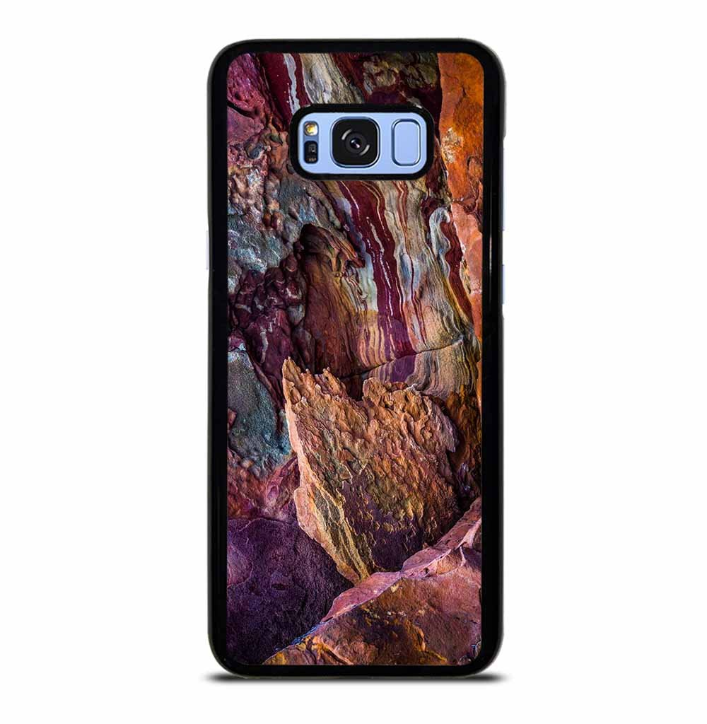 ABSTRACT ROCK Samsung Galaxy S8 Plus Case