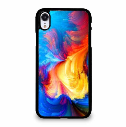 ACCIDENTAL COLOR iPhone XR Case Cover