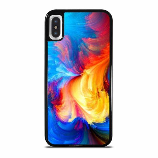 ACCIDENTAL COLOR iPhone X/XS Case