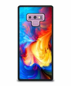 ACCIDENTAL COLOR Samsung Galaxy Note 9 Case