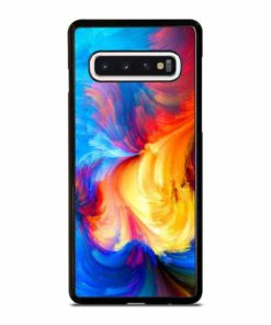 ACCIDENTAL COLOR Samsung Galaxy S10 Case Cover