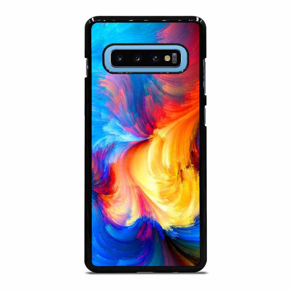 ACCIDENTAL COLOR Samsung Galaxy S10 Plus Case