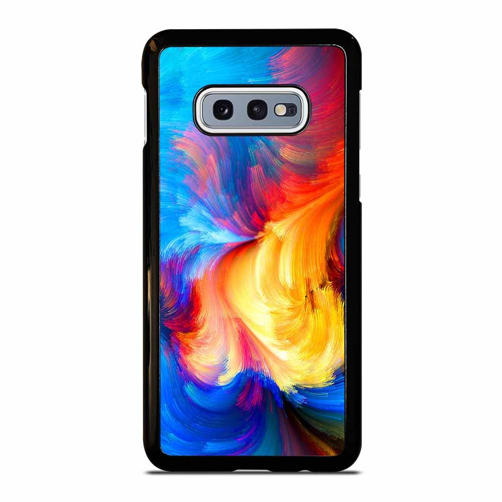 ACCIDENTAL COLOR Samsung Galaxy S10e Case