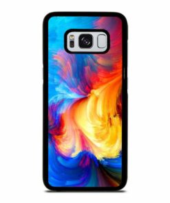 ACCIDENTAL COLOR Samsung Galaxy S8 Case