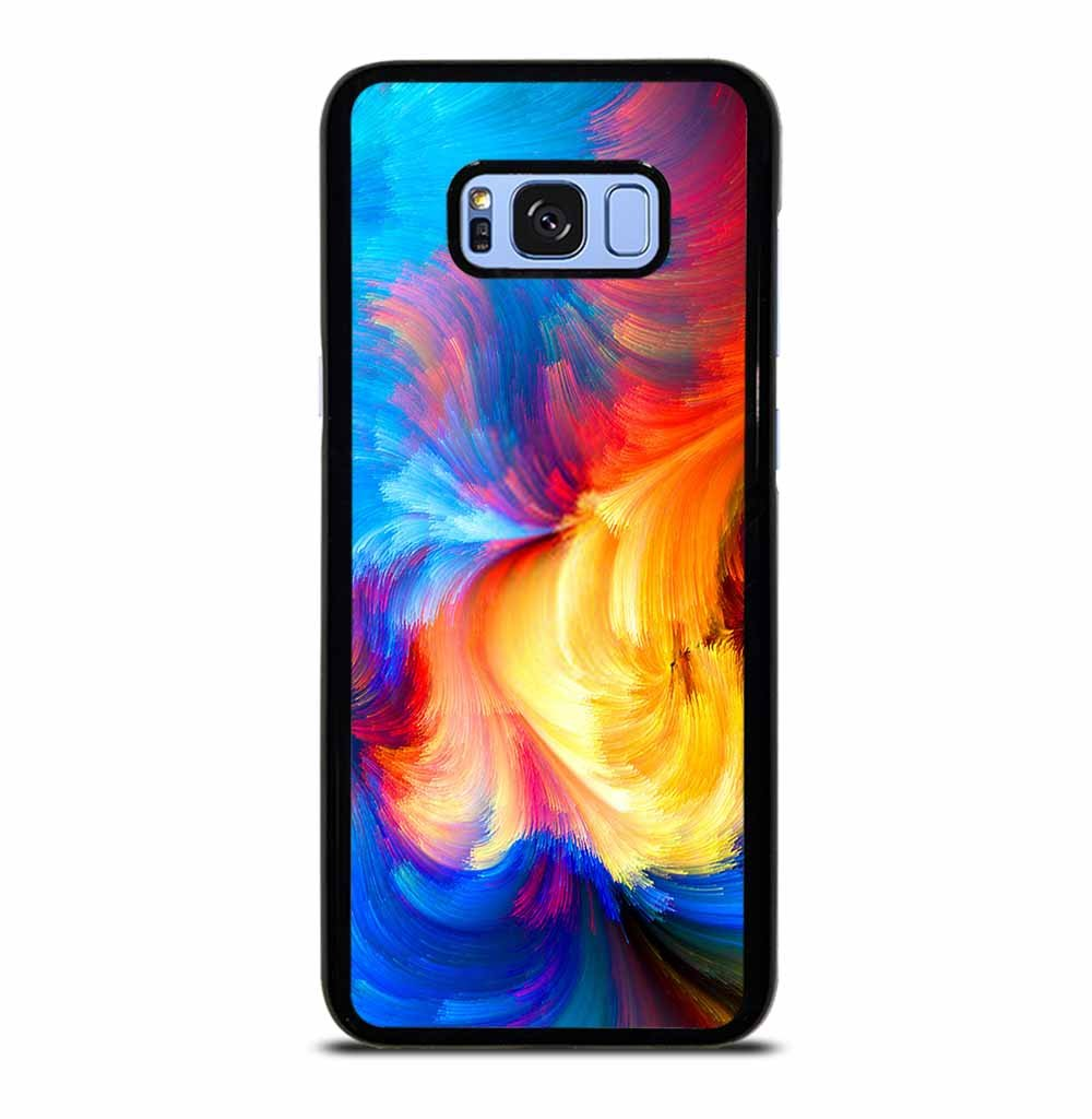 ACCIDENTAL COLOR Samsung Galaxy S8 Plus Case