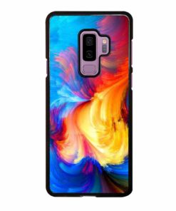 ACCIDENTAL COLOR Samsung Galaxy S9 Plus Case