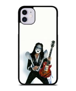 Ace Frehley KISS Band iPhone 11 Case
