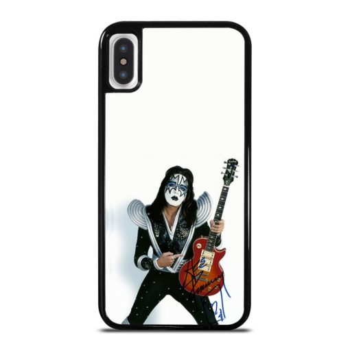 Ace Frehley KISS Band iPhone X / XS Case