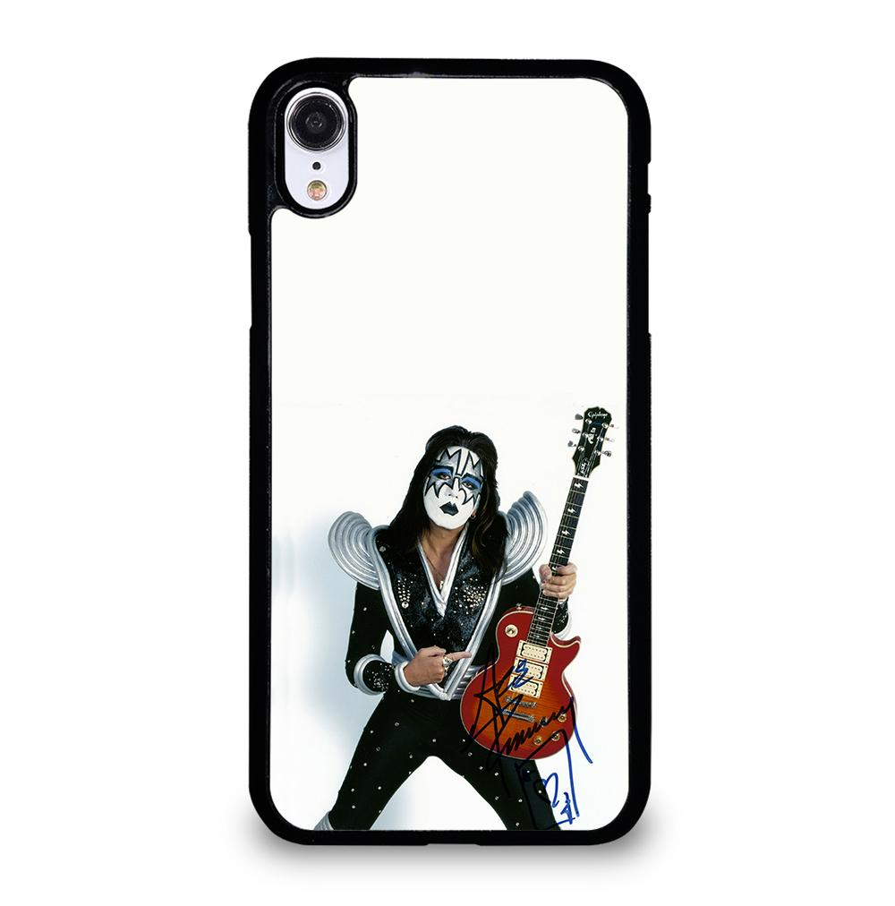 Ace Frehley KISS Band iPhone XR Case