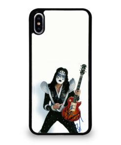 Ace Frehley KISS Band iPhone XS Max Case