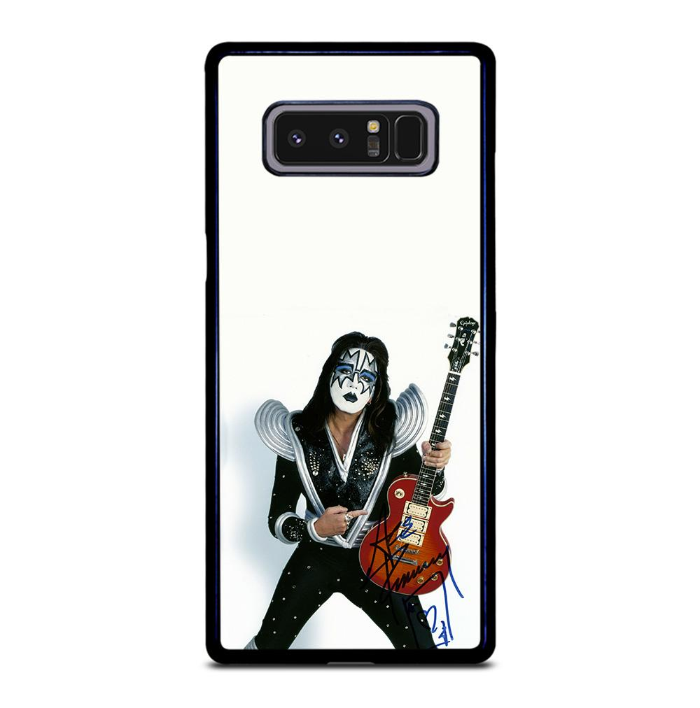 Ace Frehley KISS Band Samsung Galaxy Note 8 Case