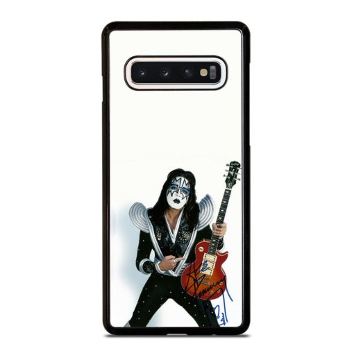 Ace Frehley KISS Band Samsung Galaxy S10 Case
