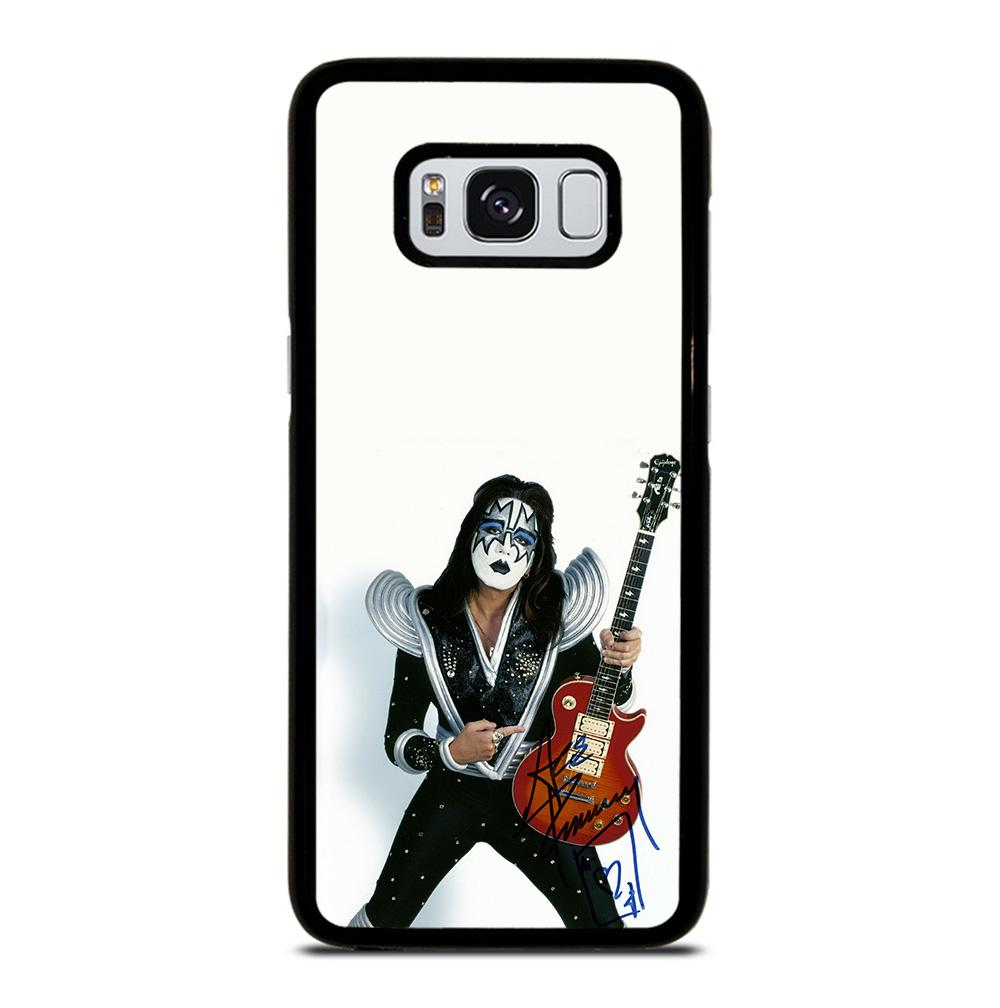 Ace Frehley KISS Band Samsung Galaxy S8 Case