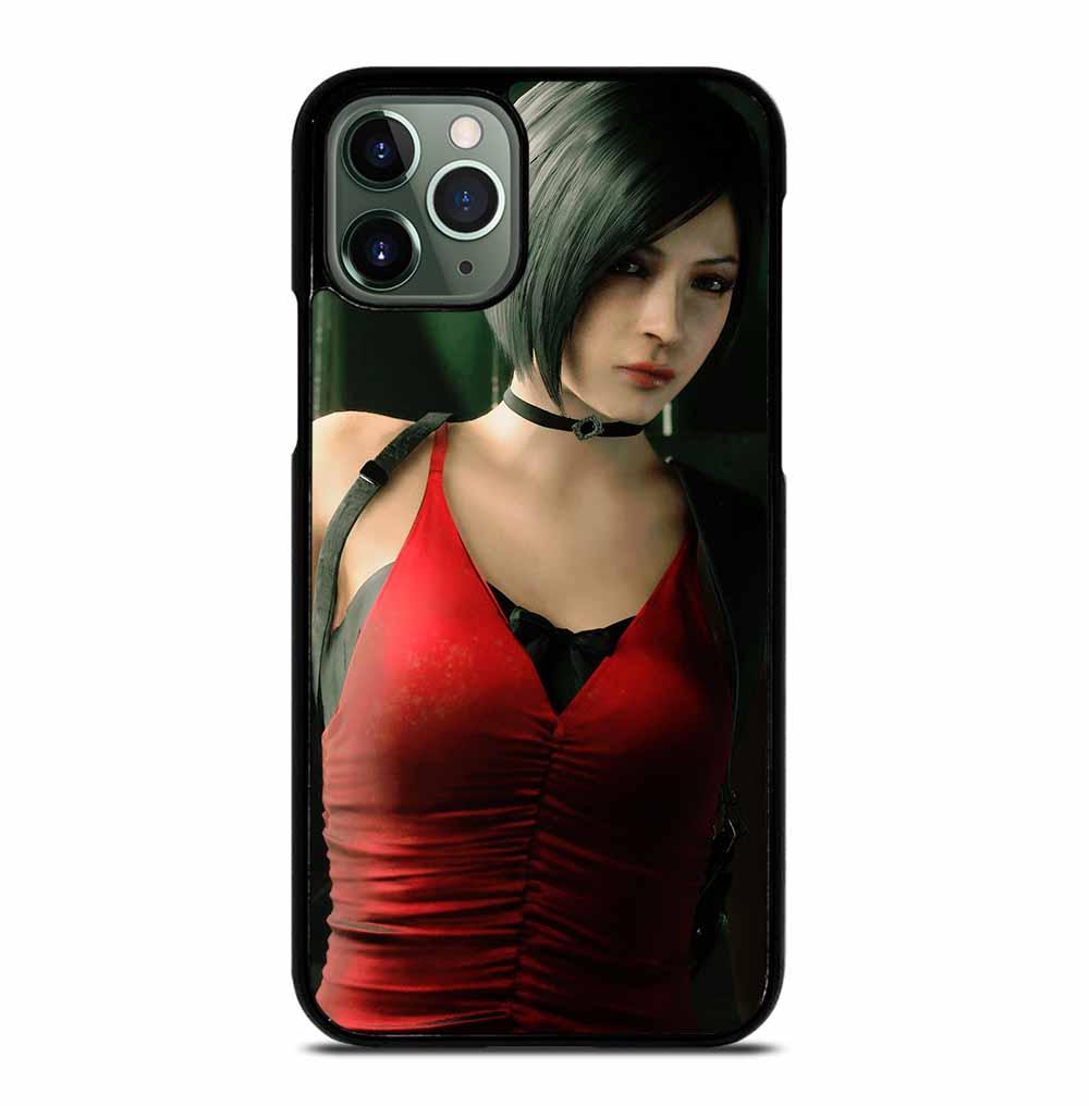 ADA WONG RESIDENT EVIL iPhone 11 Pro Max Case