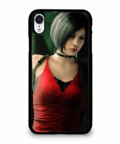ADA WONG RESIDENT EVIL iPhone XR Case
