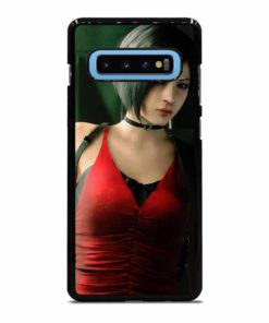 ADA WONG RESIDENT EVIL Samsung Galaxy S10 Plus Case