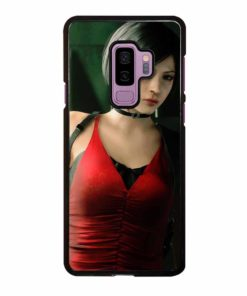 ADA WONG RESIDENT EVIL Samsung Galaxy S9 Plus Case