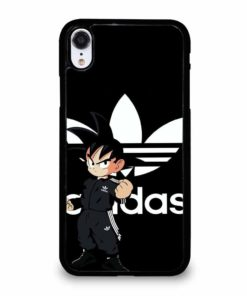 ADIDAS GOKU iPhone XR Case