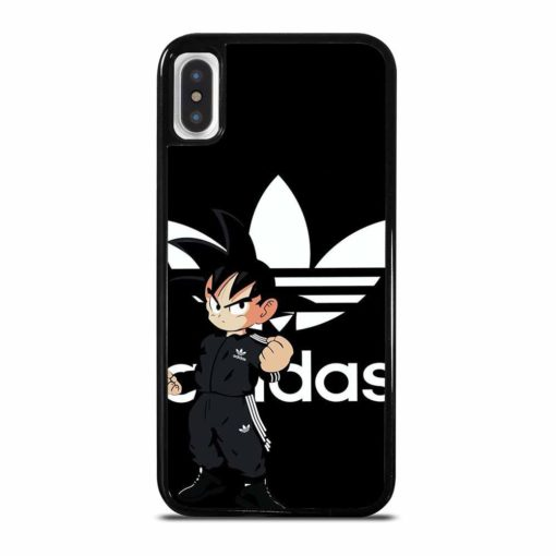 ADIDAS GOKU iPhone X/XS Case