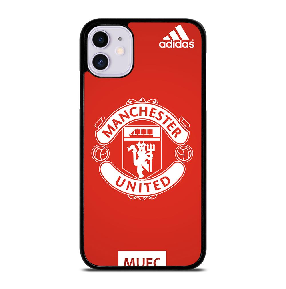 Adidas Manchester United iPhone 11 Case