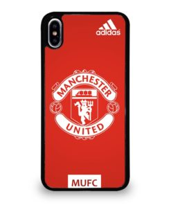 Adidas Manchester United iPhone XS Max Case