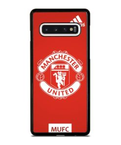 Adidas Manchester United Samsung Galaxy S10 Case Cover