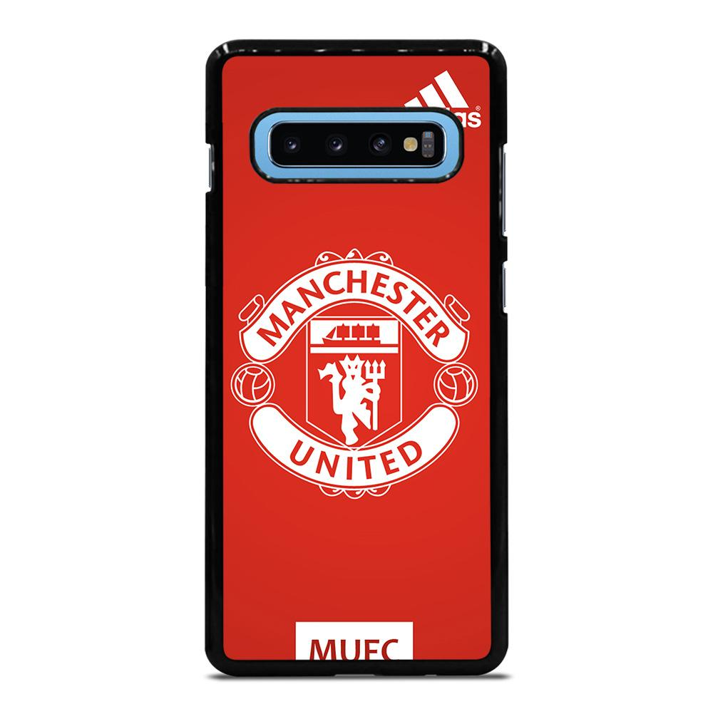Adidas Manchester United Samsung Galaxy S10 Plus Case