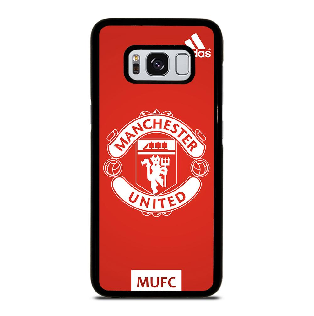 Adidas Manchester United Samsung Galaxy S8 Case Cover