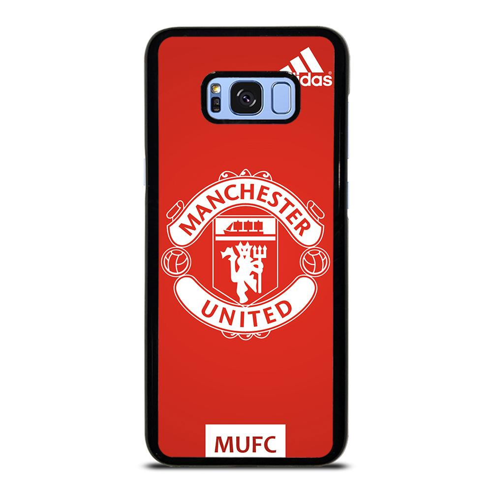 Adidas Manchester United Samsung Galaxy S8 Plus Case