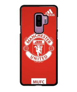 Adidas Manchester United Samsung Galaxy S9 Plus Case