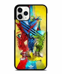 ADIDAS PAINT LOGO iPhone 11 Pro Case