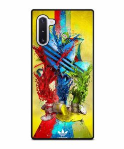 ADIDAS PAINT LOGO Samsung Galaxy Note 10 Case
