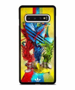ADIDAS PAINT LOGO Samsung Galaxy S10 Case Cover