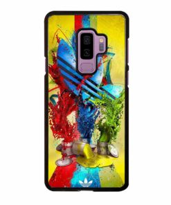 ADIDAS PAINT LOGO Samsung Galaxy S9 Plus Case