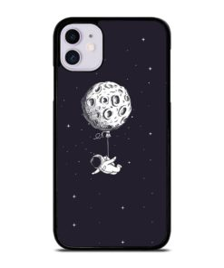 ADVENTURE OF ASTRONAUT ON SPACE iPhone 11 Case